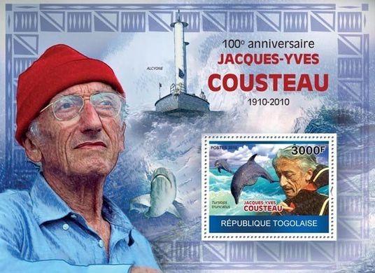 jacques-yves cousteau term paper