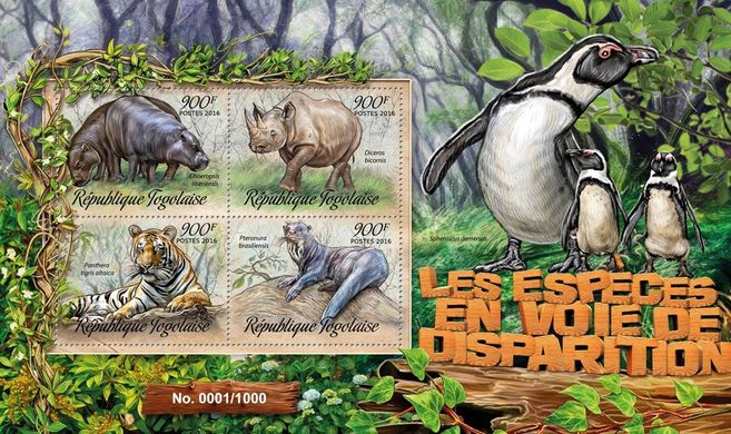globally endangered species